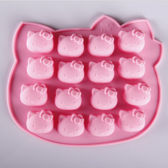 Hello Kitty cute baking small cake mold