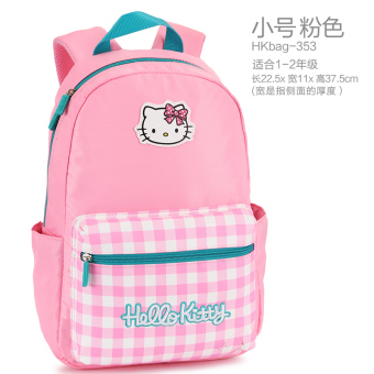 Hello Kitty Korean-style young student's girls children's backpack school bag