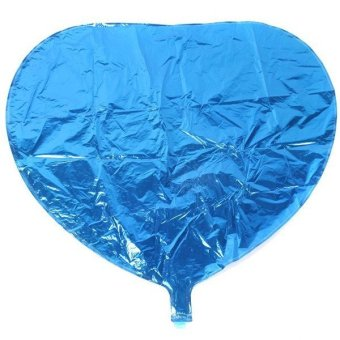 Hengsong Heart Shape Balloon (Blue)
