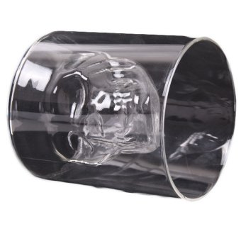 HengSong Skull Glass Shot (Black) - picture 2