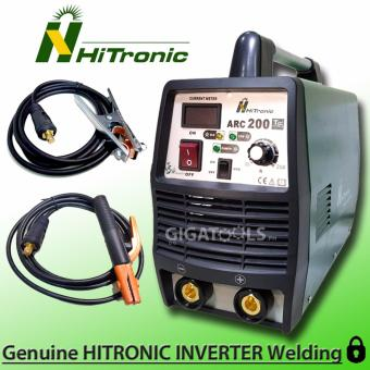 Hi-Tronic DC Inverter Arc 200A Welding Machine ( ARC 200T )