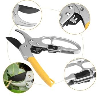 High Carbon Steel Pruning Shears Cutter Gardening Plant Scissor Branch Pruner Trimmer Tools - intl - 4