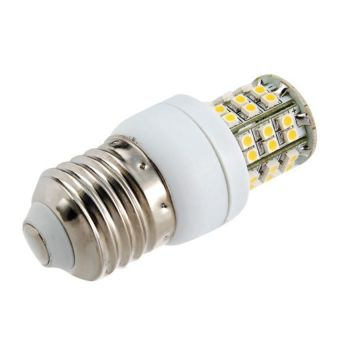 HKS E27 3W LED Corn Bulb without Lampshade (White) (Intl) - picture 2