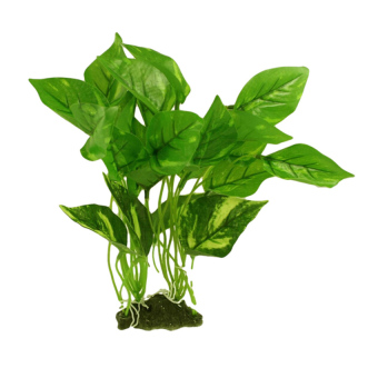 HKS Plastic Aquarium Plants (Green) (Intl)