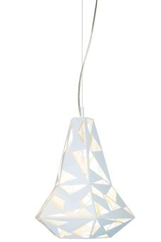 Home Central MD03113-1 Pendant Light (White)