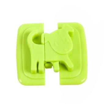 HOT Creative Refrigerator Lock Security Measures Child InfantBabySafety Locks - intl - 3