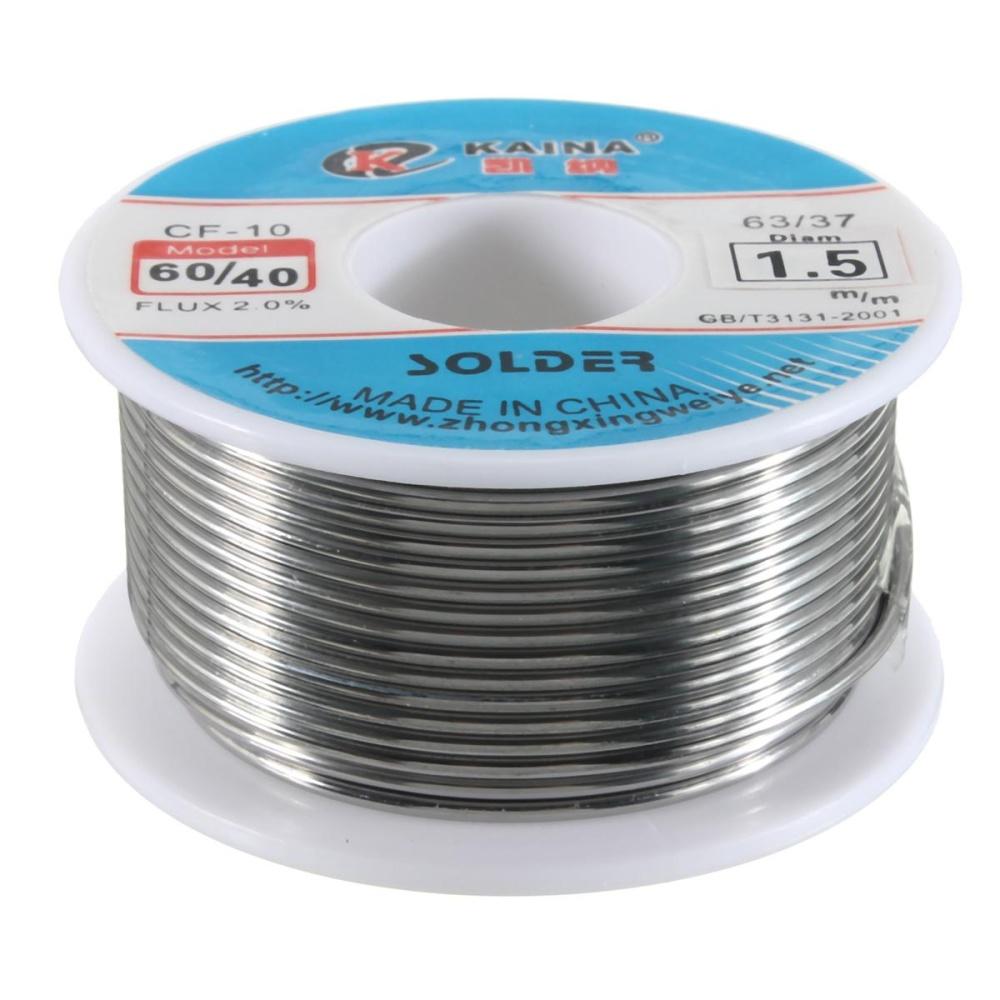 Hot Sale 1.5mm 60/40 Tin Lead melt Rosin Core Solder Soldering Wire ...