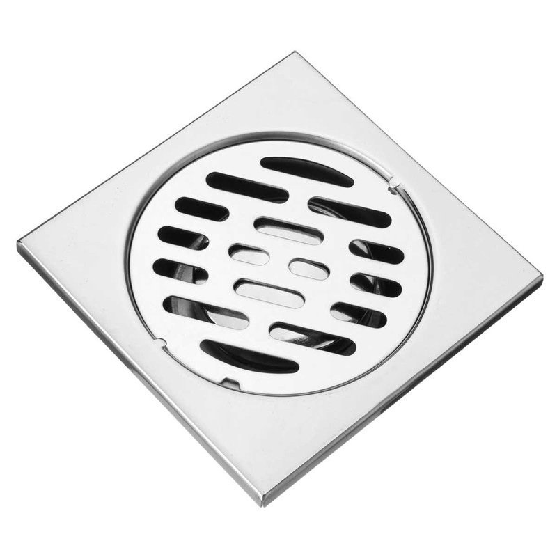 Household Cleaning Stainless Steel Floor Drain Bathroom Deodorant Shower  Anti Backflow Mothproof Floor Drain Bathroom Set Philippines