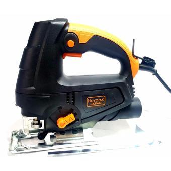 Hoyoma Japan Electric Jigsaw 650W Heavy Duty (Orange) - 2