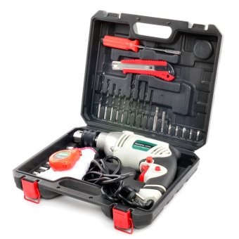 Hoyoma Japan Heavy Duty Impact Drill Kit with Free 27 PiecesAccessories