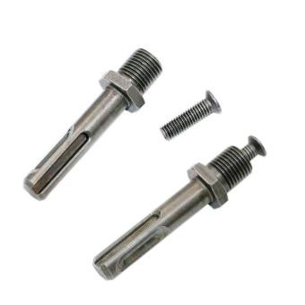 HSS 2-13mm Keyless Drill Chuck Impact Hand Tool With Lock &SDSDriver Adaptor - intl - 3
