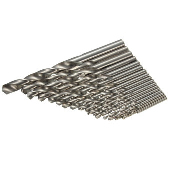 HSS Cobalt Jobbert Drill Bit - for Drilling Stainless Steel, CR-Niand Hard Steel - Intl - 3