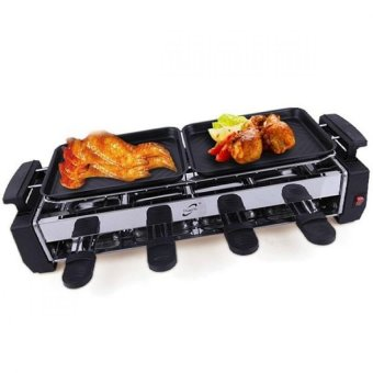 HY9099 Non-Stick Barbecue Grill (Black) - picture 2