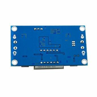 HZDZ LM2596 Power Step-down Voltage Regulator Module VoltmeterDisplay - Deep Blue - 2