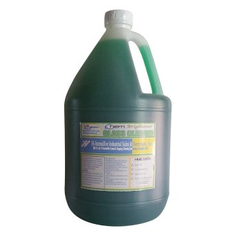 iChem Brightener Glass Cleaner (Gallon)