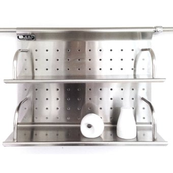 Ideal Home Stainless Condiment Hanging Rack Price Philippines