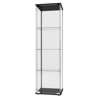Ikea Detolf Glass Display Cabinet Black Brown Prices Philippines Price List  2018 Philippines