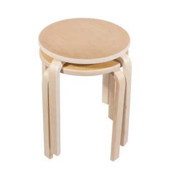 Ikea Frosta Stackable Stool