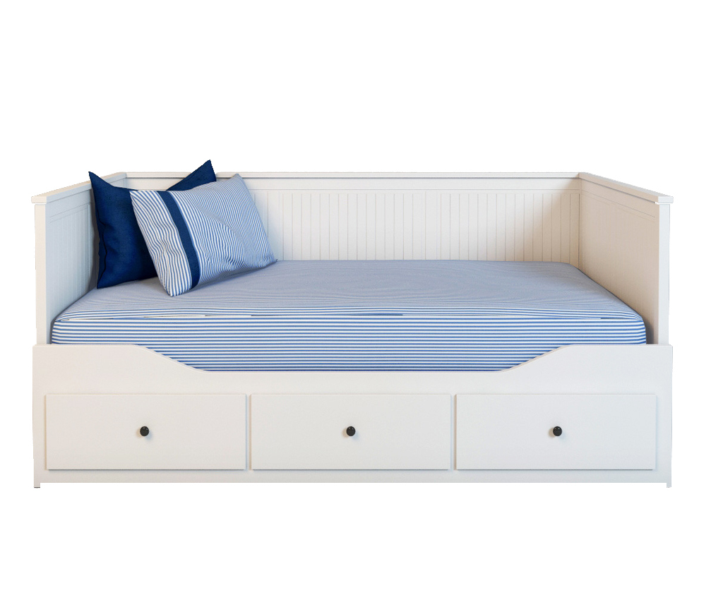 Ikea Hemnes 4 in 1 Daybed (White) Philippines