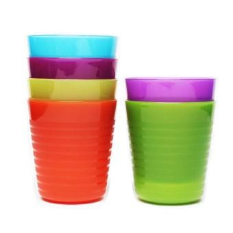 Ikea Kalas Mug Set of 6 (Multicolor)