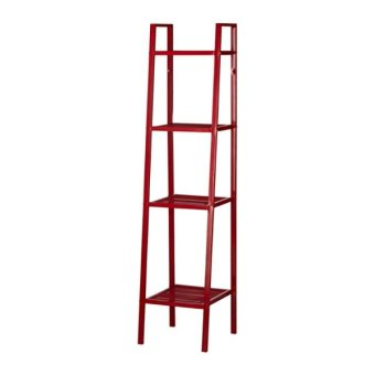 Ikea Lerberg Shelving Unit (Red) Price Philippines
