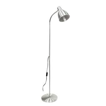 Ikea Lersta Adjustable Floor Lamp(Silver)