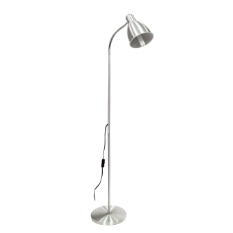 Ikea Lersta Adjustable Floor Lamp(Silver)