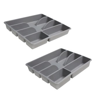 IKEA Smacker Cutlery Tray Set of 2