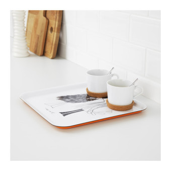 IKEA tray tea tray