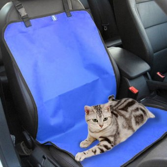 Water-proof Pet Car Seat Cover Dog Cat Puppy Seat Mat Blanket Blue Price Philippines