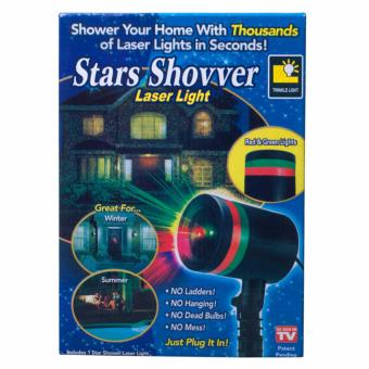 Harga Stars Shower Light Projector (Black)