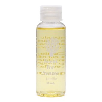 Harga Scent for Senses Aroma Oil 50ml (Vanilla)