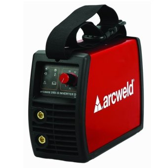 Harga Lincoln K69004-3 Arcweld 200i-S Inverter (Red/Black)
