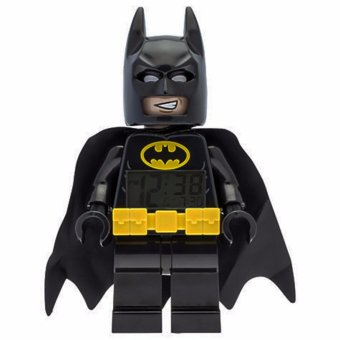Harga LEGO BATMAN MOVIE Batman Clock 9009327 - intl