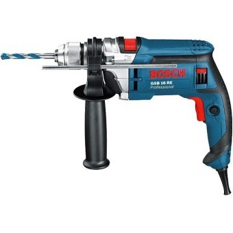 Harga BOSCH HAND DRILL GSB-16 RE (carton)