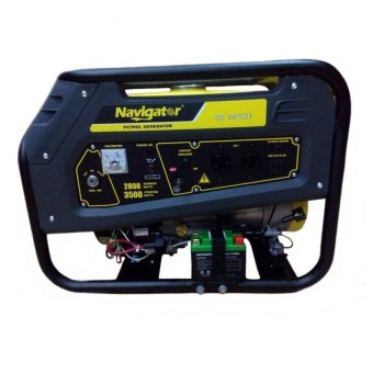 Navigator Unleaded Gasoline Generator / Electric Starting Price Philippines