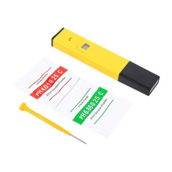 Protable Digital PH Meter Tester accuracy 0.01 Aquarium Pool Water Wine Urine LCD Pen automatic calibration Monitor - intl Price Philippines