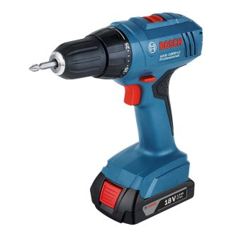 Bosch Cordless Drill/Driver GSR 1800-LI with 3 extra Batteries Price Philippines