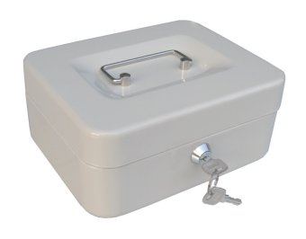 iSAFE CB-S Personal Key Steel Safety Cash Storage Box (Beige) Price Philippines