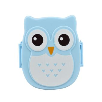 Owl Lunch Box Food Container Storage Box Portable Bento Box Free shipping - intl Price Philippines