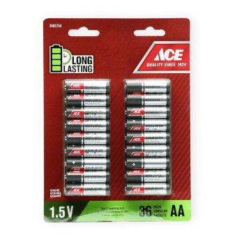 ACE BATTERY AA 36/PK Price Philippines