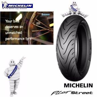 Michelin Motorcycle Tire 70/90 R14 40p Pilot Street TL/TT RF