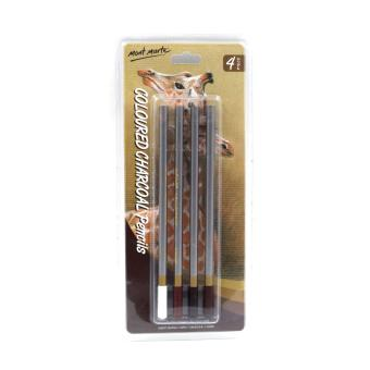 Harga Mont Marte Coloured Charcoal Pencils
