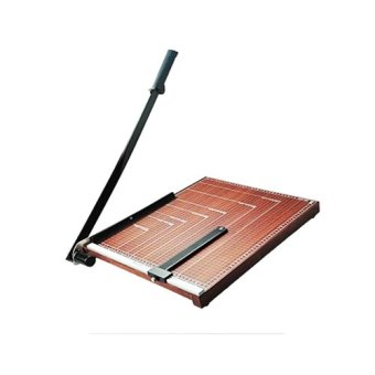 Paper cutter 15x18 (wood) Price Philippines