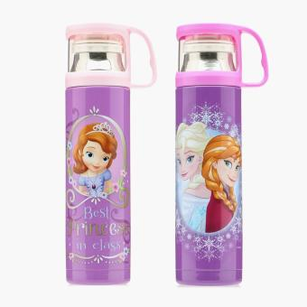 Disney Frozen and Sofia The First Stainless Steel Water Bottles (Set of 2) Price Philippines
