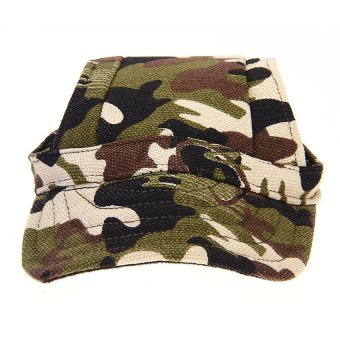 Harga Dog Cat Puppy Pet Baseball Sports Cap Hat Camouflage Cute
