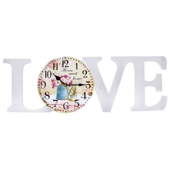 Wallmark Love Home Sweet Home Wall Clock Price Philippines