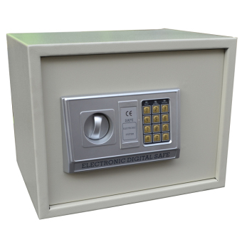 iSAFE SF-30 Safe Electronic Digital Hotel Safety Vault (Beige) Price Philippines