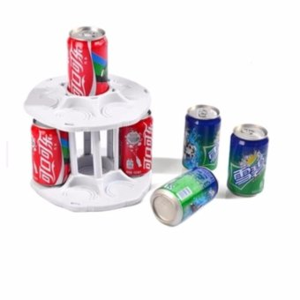 Harga CAN-TAMER Two - Tier Food and Beverage Can Carousel