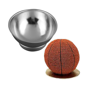 3D Sports Half Ball Cake Pan Set Basketball Fondant Mold Kitchen Bake Ware Tools Price Philippines